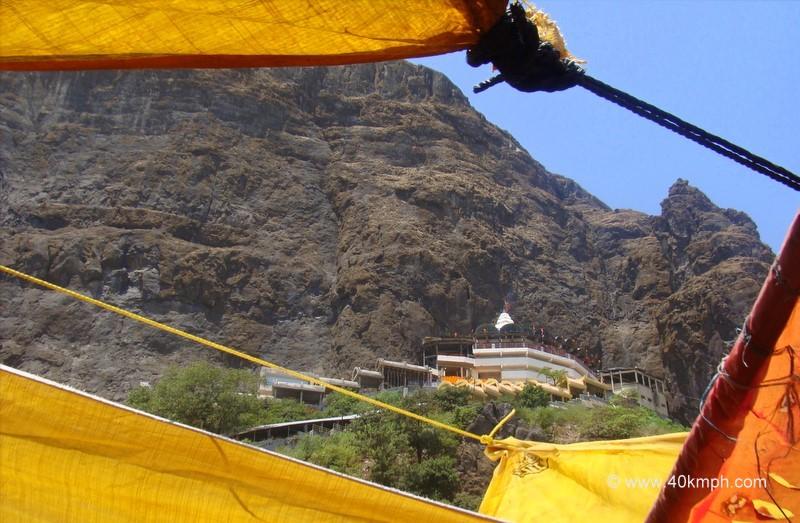 Saptashrungi Devi Temple, Saptashrungi Gad, Kalwan, Maharashtra