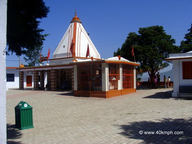 Kunjapuri Devi Temple, Narendra Nagar, Uttarakhand