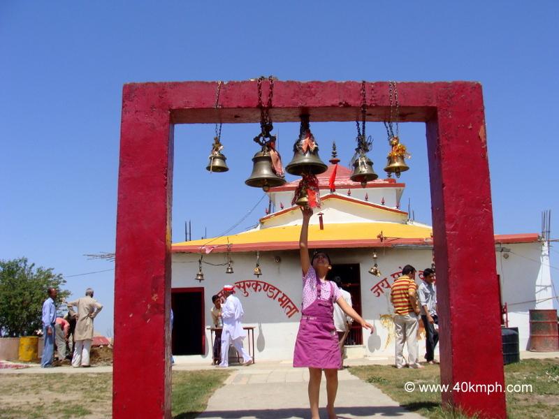 Surkanda Devi Temple, Kaddukhal, Tehri Garhwal, Uttarakhand