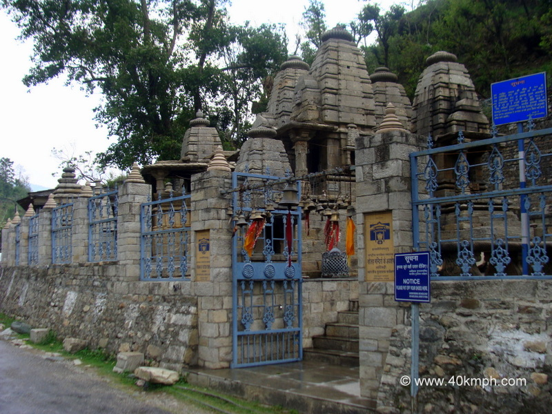 Ancient Group of Temples, Adibadri, Uttarakhand