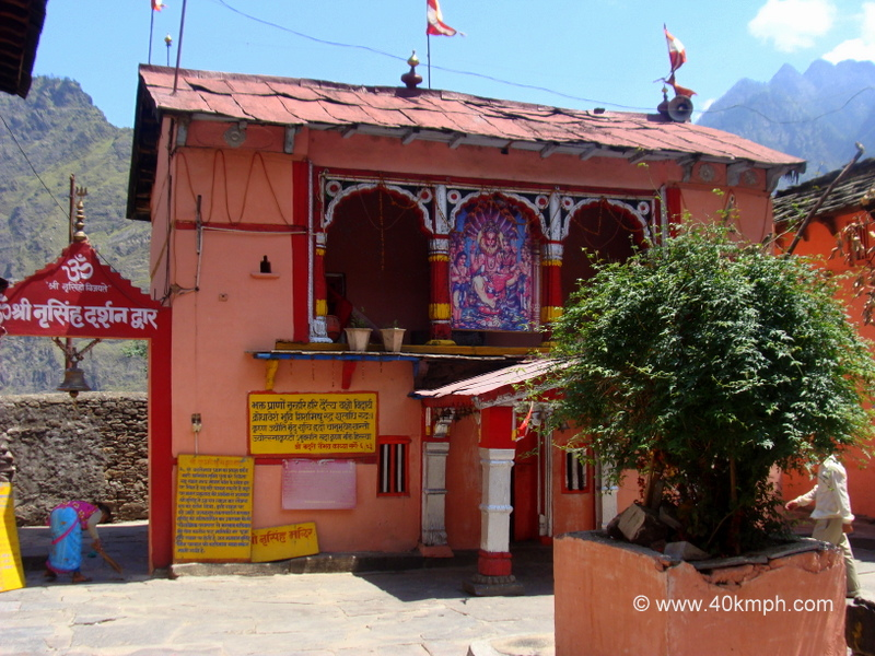 Narasimha Temple, Joshimath, Uttarakhand