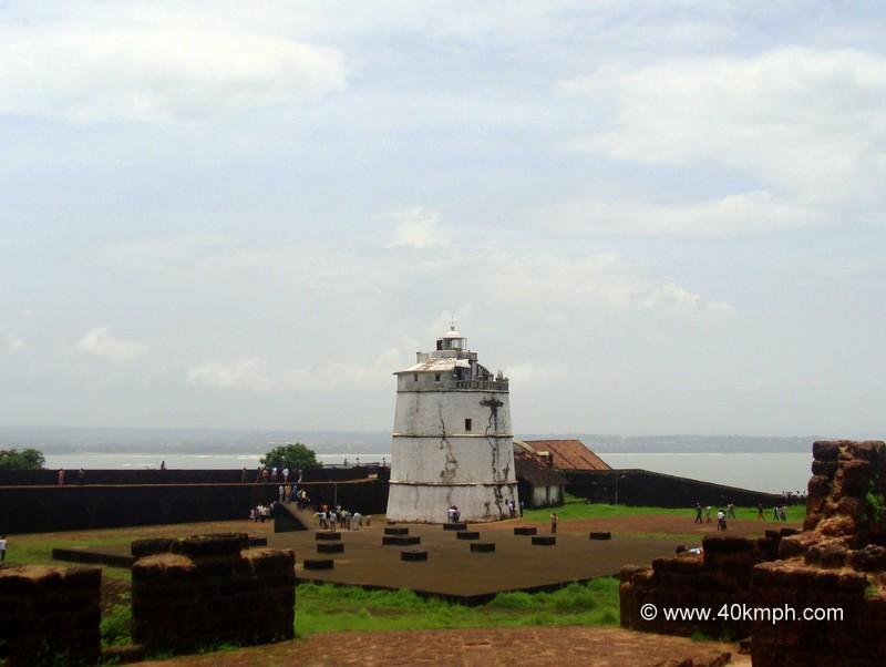 Aguada Fortress (Upper), Candolim, Goa
