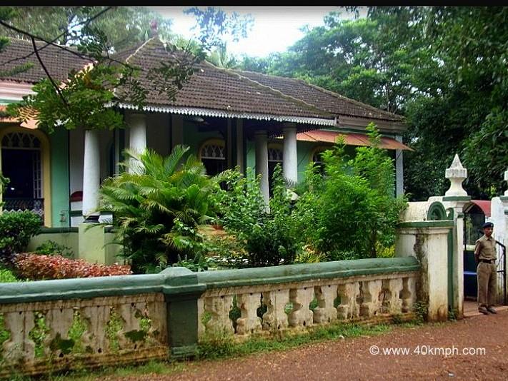 Casa Araujo Alvares, Loutolim, Goa