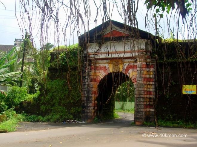 Rachol Fort, Rachol, Goa