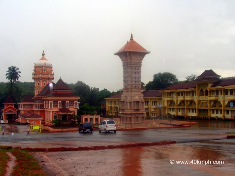 Shree Shantadurga Kunkalikarin Temple, Fatorpa Village, Goa