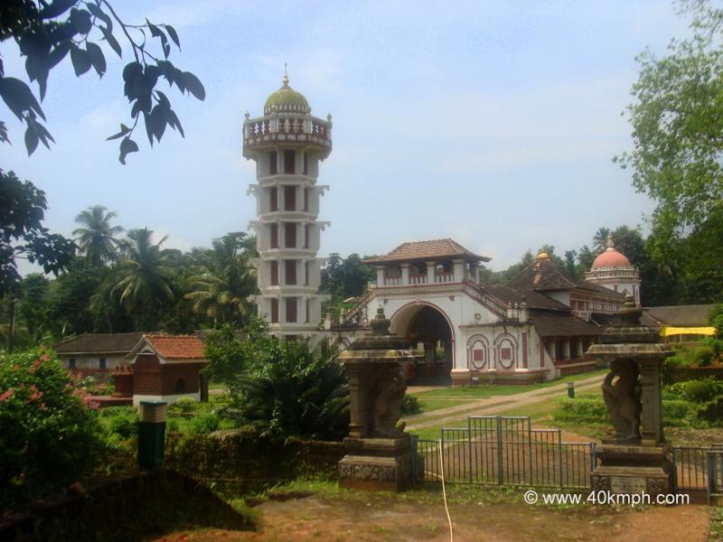 Shri Vijayadurga Temple, Keri, Goa