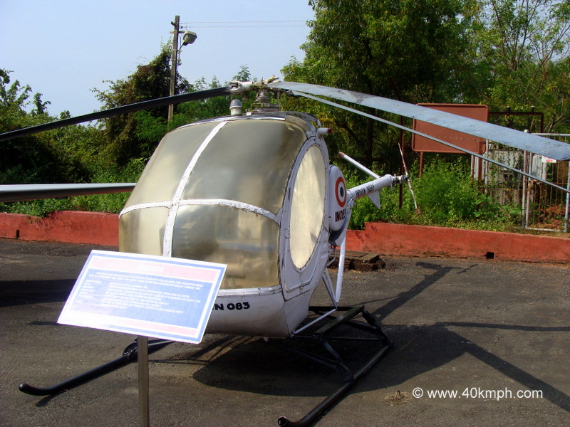 Hughes - Two Seater Light Helicopter