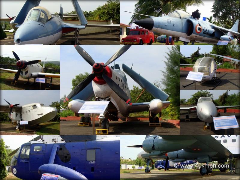 Naval Aviation Museum, Bogmalo Road, Vasco da Gama, Goa