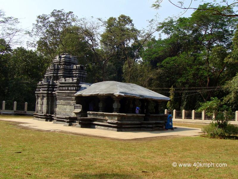 Mahadeva Temple, Tambdi Surla, Goa