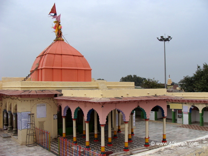 Baldeo Dauji Temple, Baldev, Uttar Pradesh
