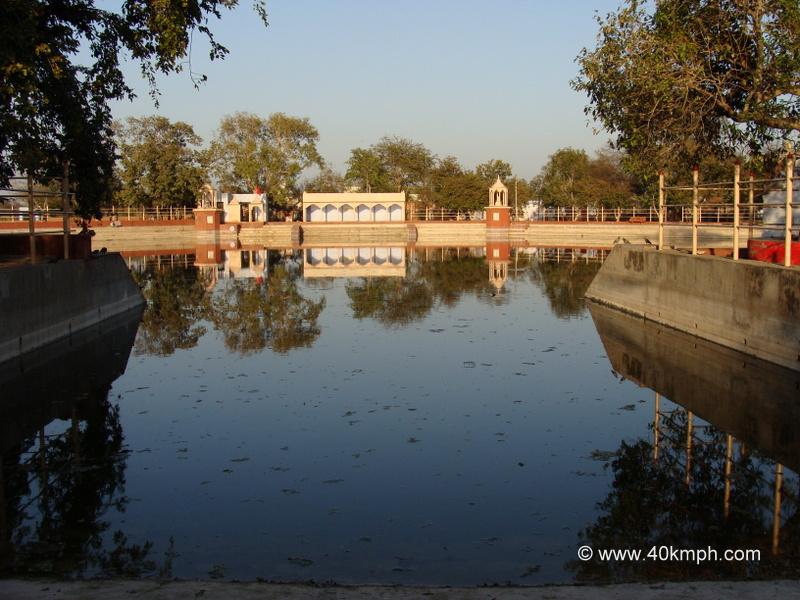 Chandra Sarovar, Govardhan, Uttar Pradesh