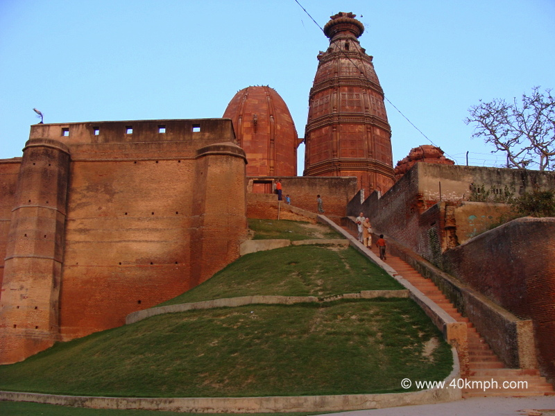Madan Mohan Temple, Vrindavan, Uttar Pradesh