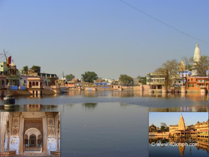 Mansi Ganga - Starting and Ending Point for Govardhan Parikrama