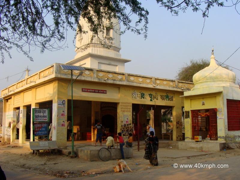 Punchari Ka Lautha Temple, Deeg, Rajasthan