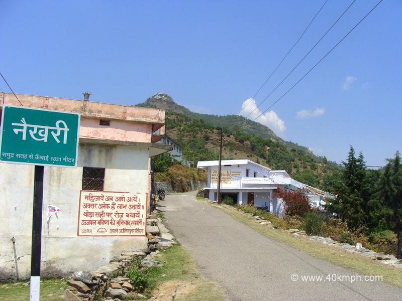 Chandrabadni Devi Temple, Jurana Village, Tehri Garhwal, Uttarakhand