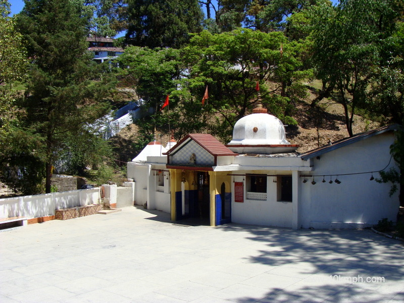 Kaleshwar Shiv Temple, Lansdowne, Uttarakhand