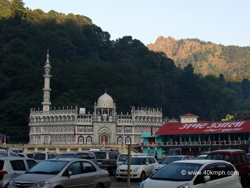 Jama Masjid, Nainital, Uttarakhand