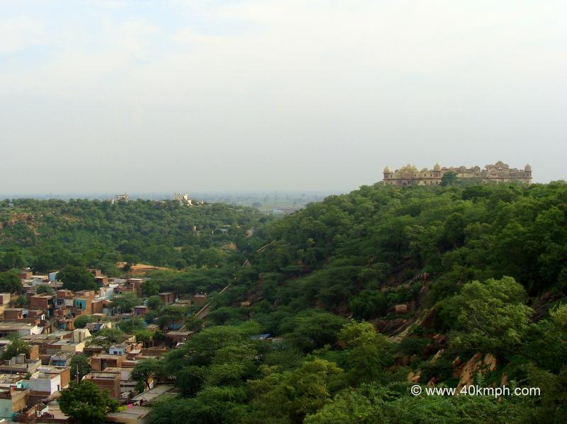 Mandir Shri Kushal Bihari Ji, Barsana, Uttar Pradesh