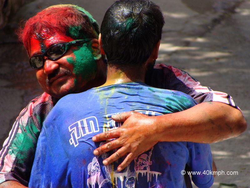 Happy Holi Friend