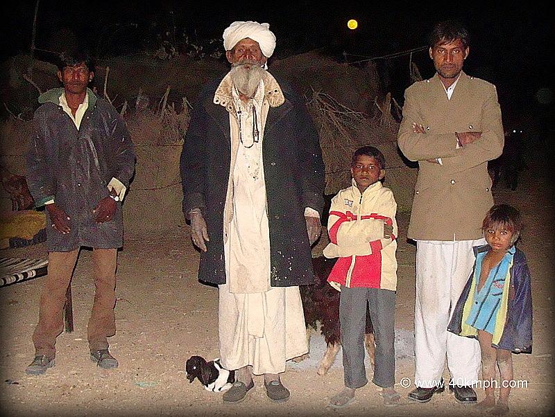 Kuldhara Tour Guide at Kuldhara ki Dhani, Jaisalmer, Rajasthan