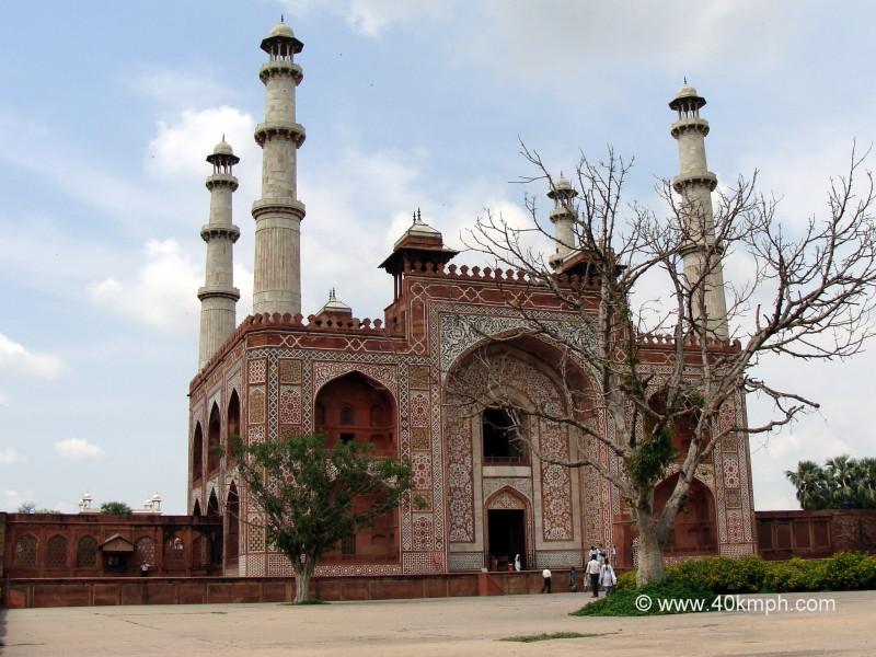 Akbar's Tomb, Sikandara, Agra, Uttar Pradesh