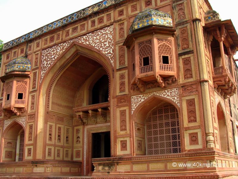 Kanch Mahal, Sikandara, Agra, Uttar Pradesh