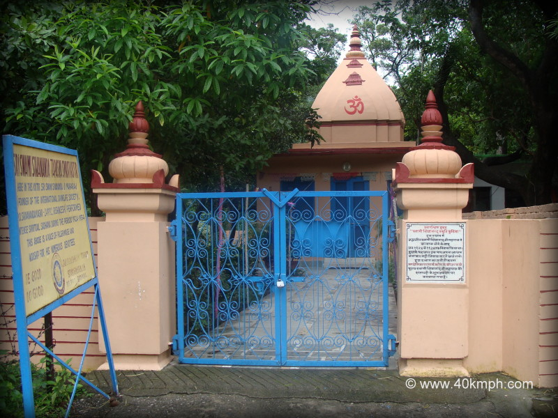 Sri Swami Sivananda Tapasya Smriti Kutir, Swarg Ashram, Rishikesh, Uttarakhand