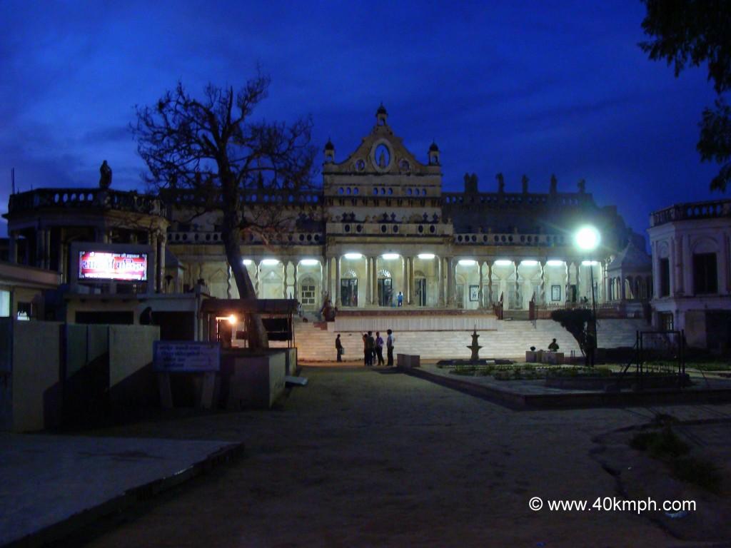 Shahji Temple, Vrindavan, Uttar Pradesh