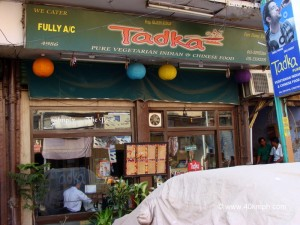 Tadka Restaurant, Main Market, Paharganj, New Delhi