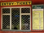 Ticket Counter, Keoladeo National Park, Bharatpur, Rajasthan