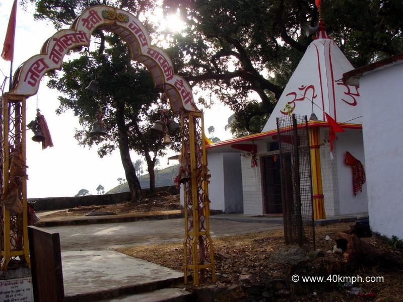 Pawki Devi Temple, Nai Village, Uttarakhand