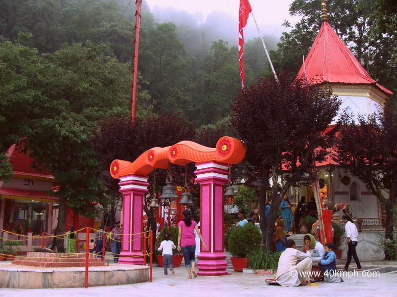 Naina Devi Temple, Nainital, Uttarakhand