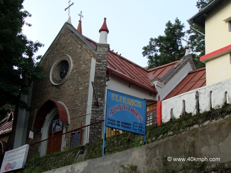 St. Francis Catholic Church, Nainital, Uttarakhand