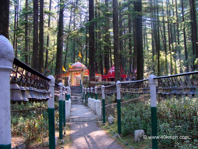 Tarkeshwar Mahadev Temple (near Gundalkhet village), Pauri Garhwal, Uttarakhand