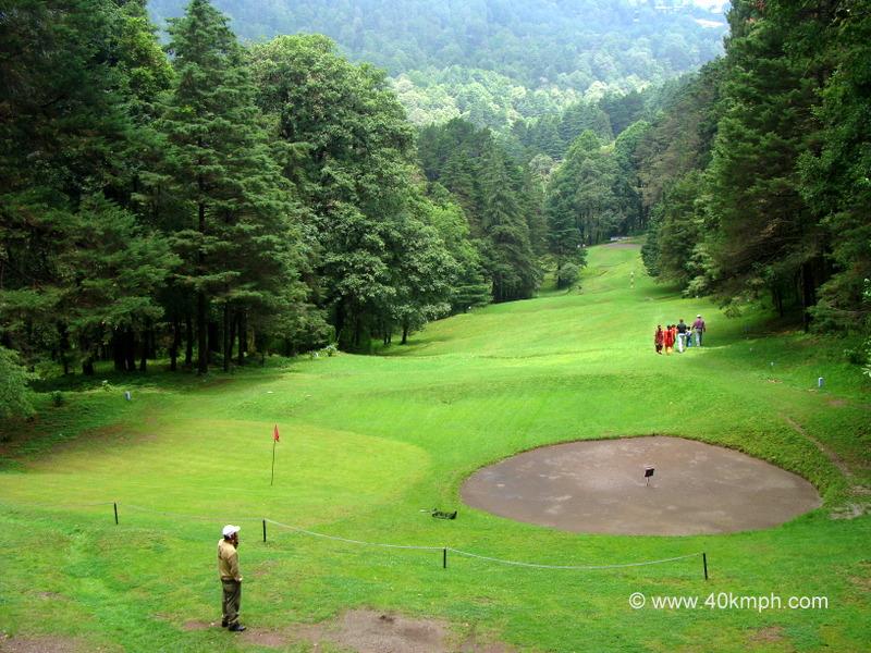 Raj Bhawan Golf Course, Nainital, Uttarakhand