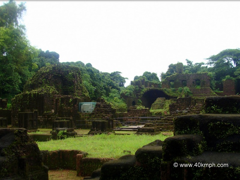 Ruins of St. Augustine Complex, Old Goa