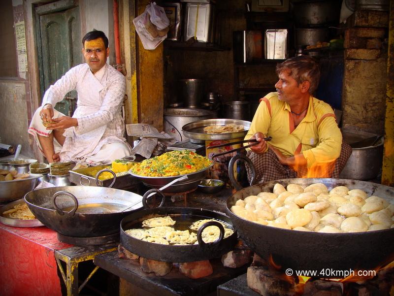 Rupa Kachori Wala, Vishram Ghat, Mathura, Uttar Pradesh