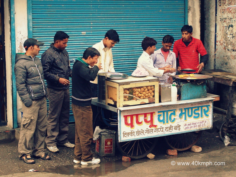 Chaat Kiosk