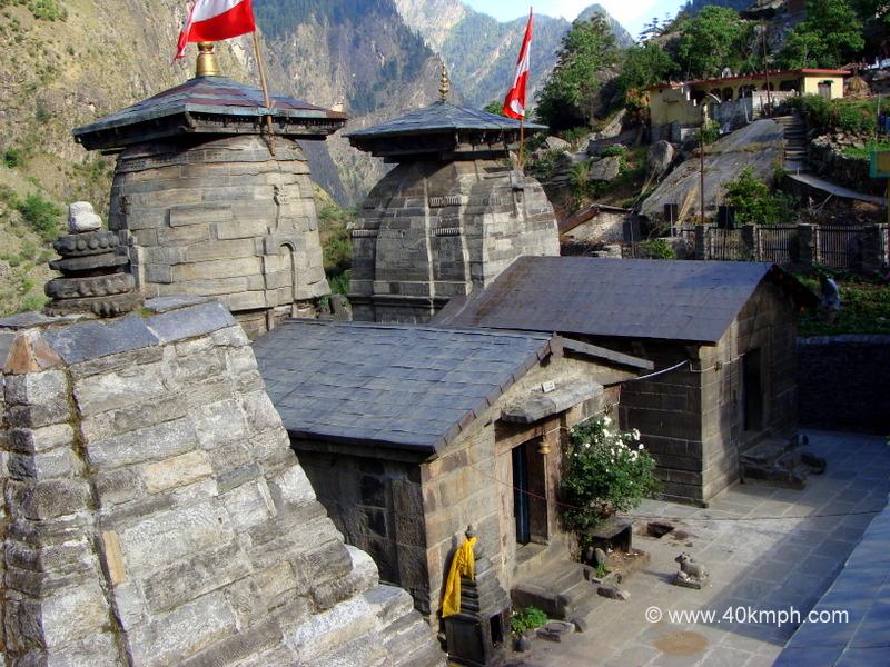 Yog Dhyan Badri, Pandukeshwar, Uttarakhand