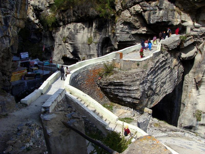 Bhim Pul, Mana Village, Uttarakhand