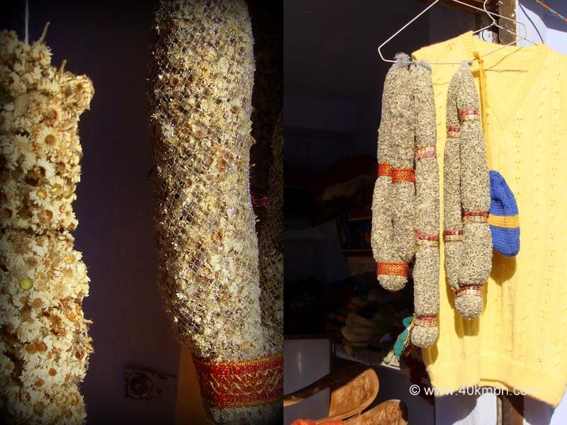 Bhringraj Flower Garland