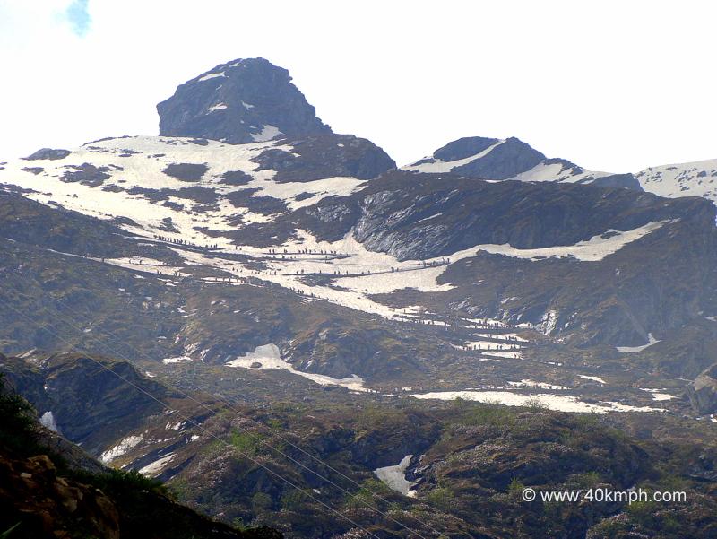 Ghangaria Hemkund Trek Ending Point, Uttarakhand