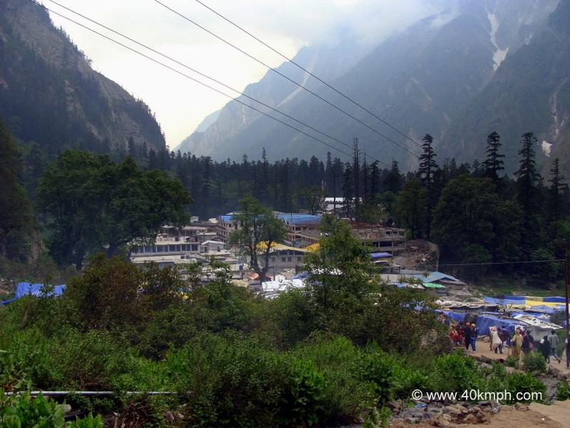 Ghangaria Village, Chamoli, Uttarakhand