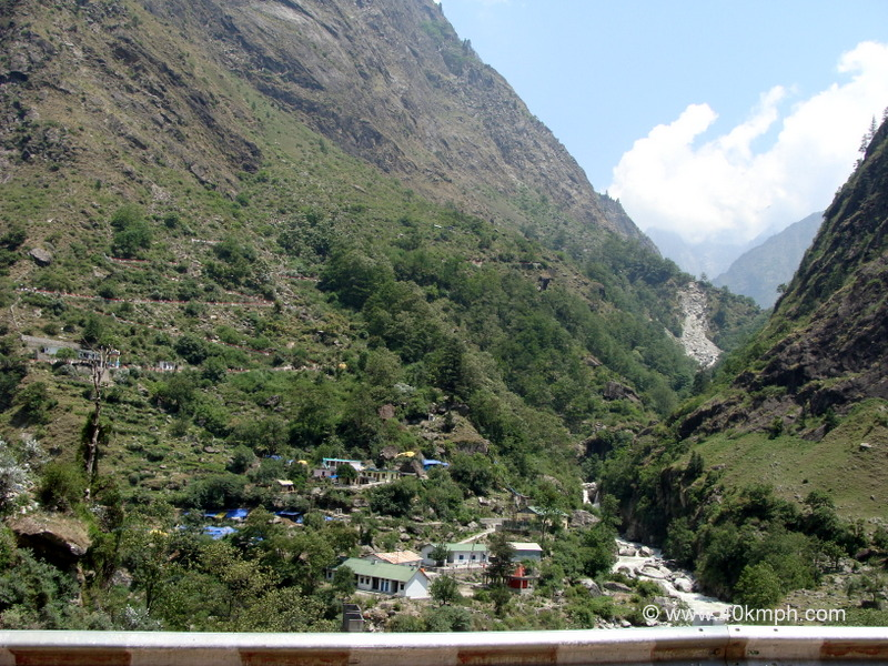 Govindghat to Ghangaria Trek Starting Point, Uttarakhand