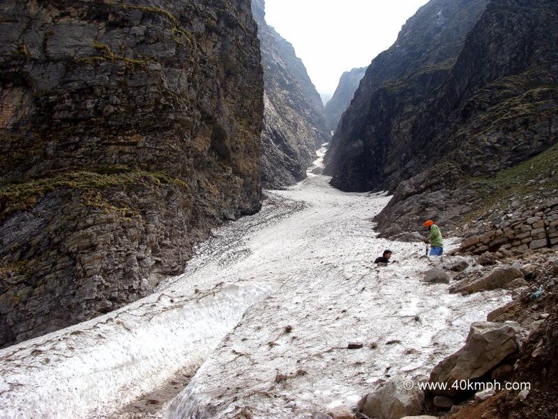 Hemkund Glacier, Chamoli, Uttarakhand