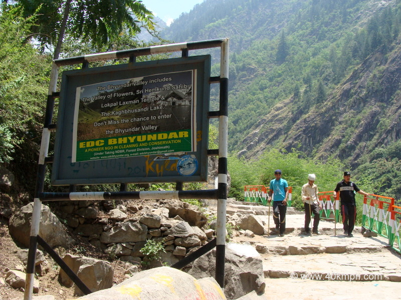 NGO Initiatives in Bhyundar Valley, Chamoli, Uttarakhand