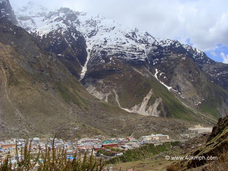 Nar Parvat, Badrinath, Uttarakhand