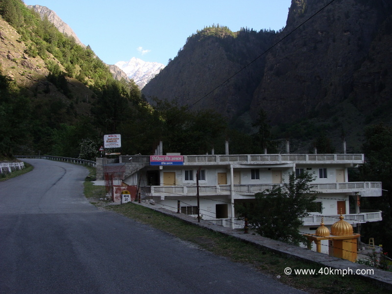 Nikhil Peeth Ashram, Pandukeshwar, Uttarakhand