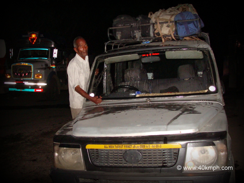 One of The Oldest Licenced Driver in Uttarakhand