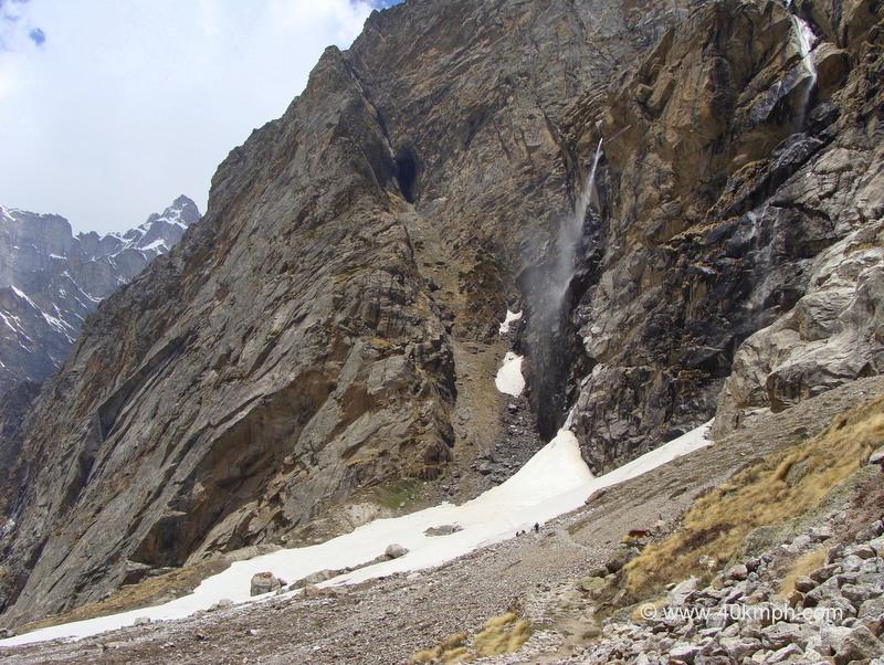 Vasudhara Falls, Mana Village near Badrinath, Uttarakhand